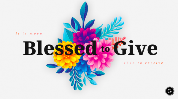 Blessed to Give